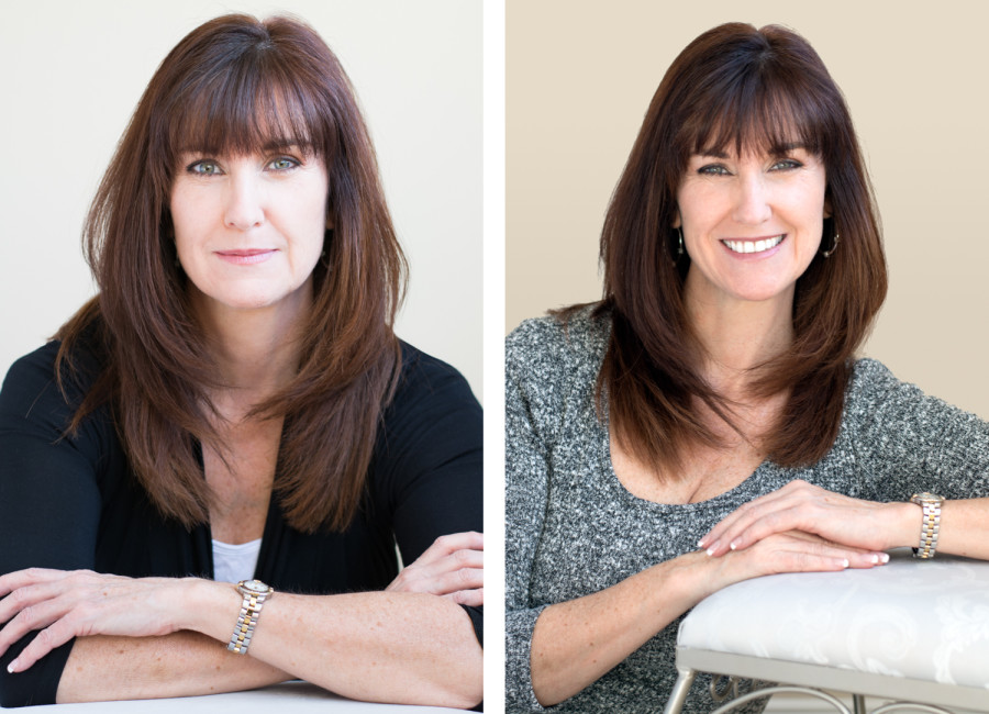 Pam Henderson Realtor Headshots
