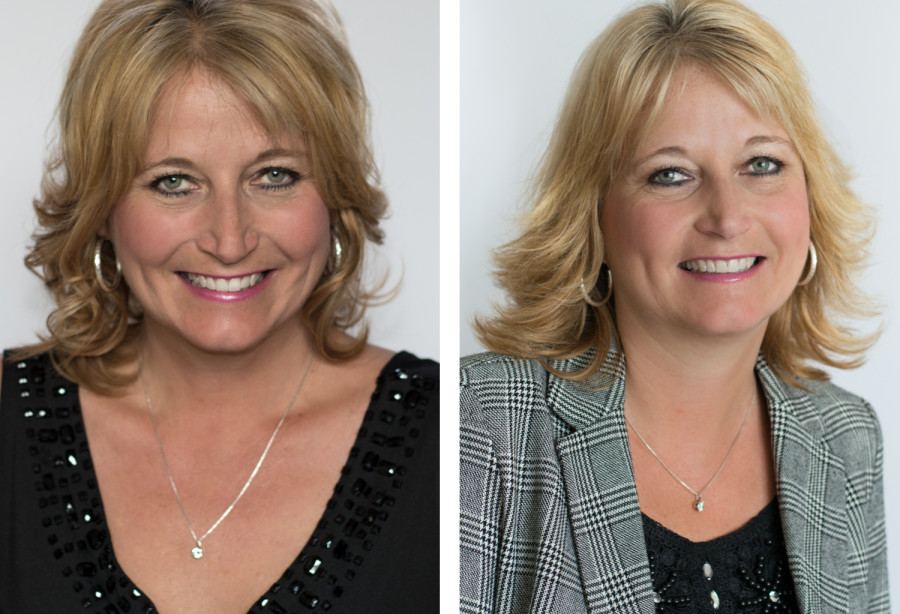 Women's Realtor Head Shots